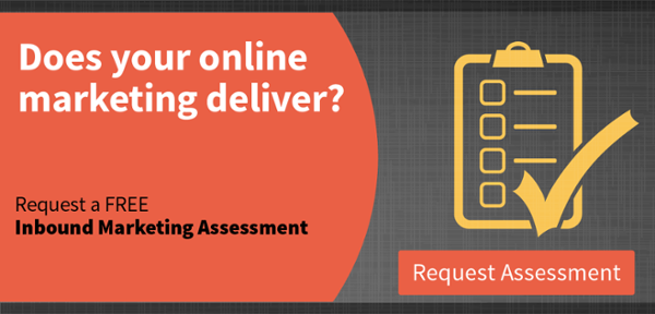 Request a free Inbound Marketing Assessment