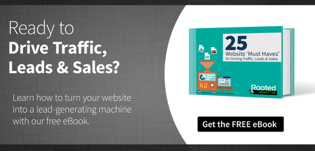 Get the FREE eBook 25 Website Must Haves