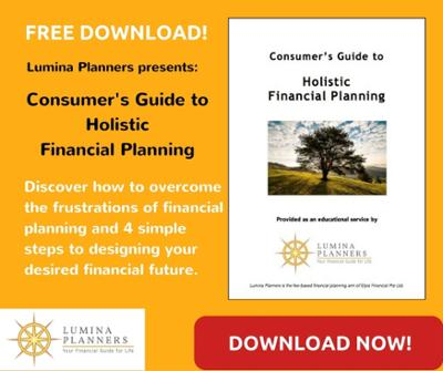 Discover how to overcome the frustrations of financial planning by downloading this Consumer's Guide to Holistic Financial Planning