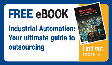 Free eBook - Industrial Automation: Your ultimate guide to outsourcing