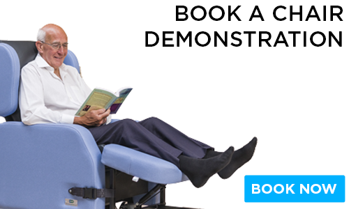 Book a free Seating Matters Chair Demonstration
