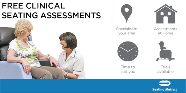 FREE CLINICAL SEATING ASSESSMENTS