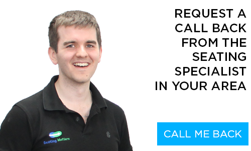Request a call back from your Seating Matters Seating Specialist