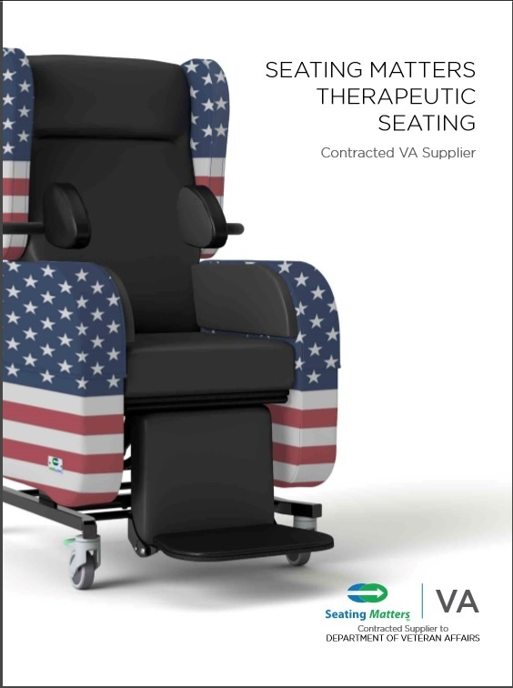 Request a Seating Matters VA Brochure