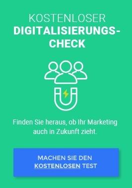 Machen Sie den kostenlosen Digitalisierungs-Check