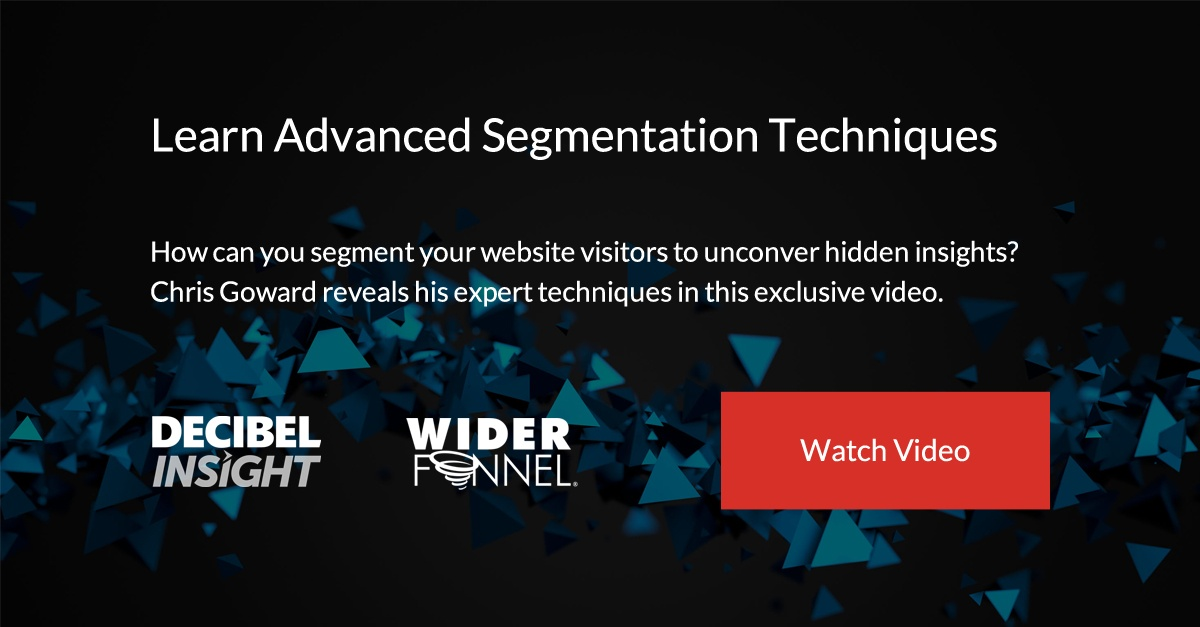 Advanced Segmentation Techniques - Webinar Recording