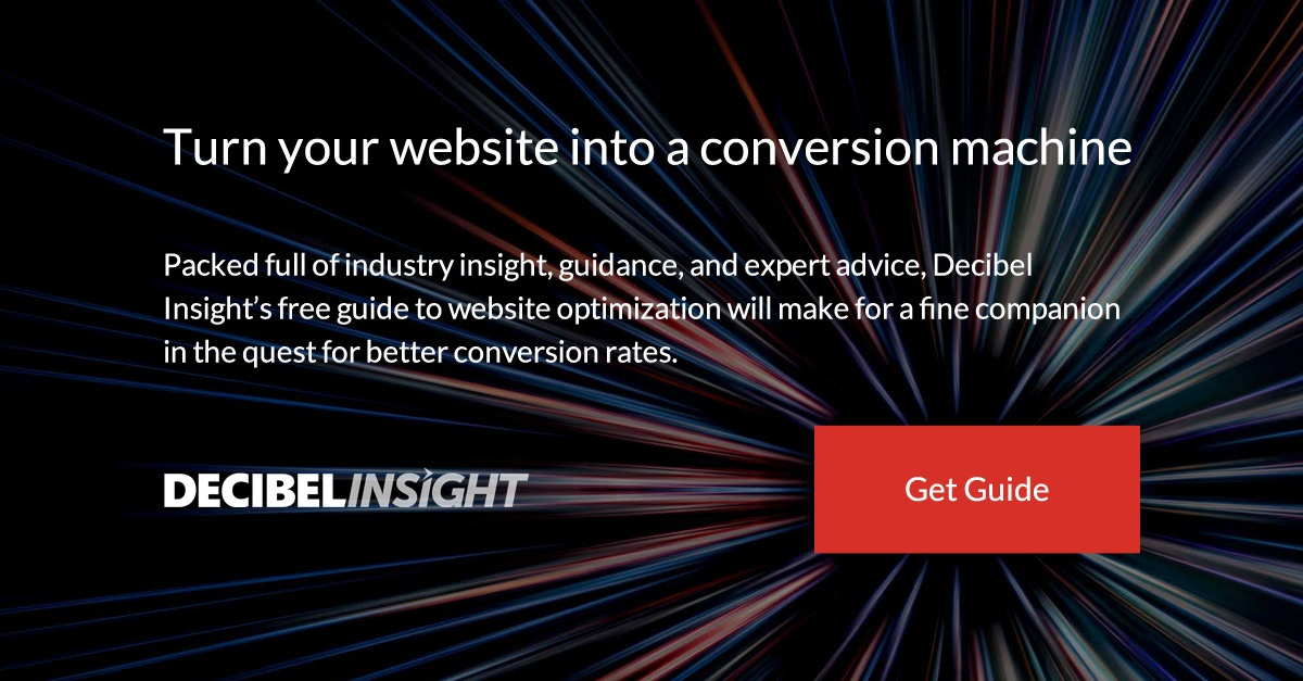 Turn your website into a conversion machine
