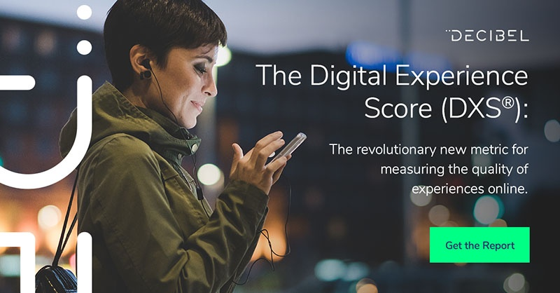 DigitalExperienceScore