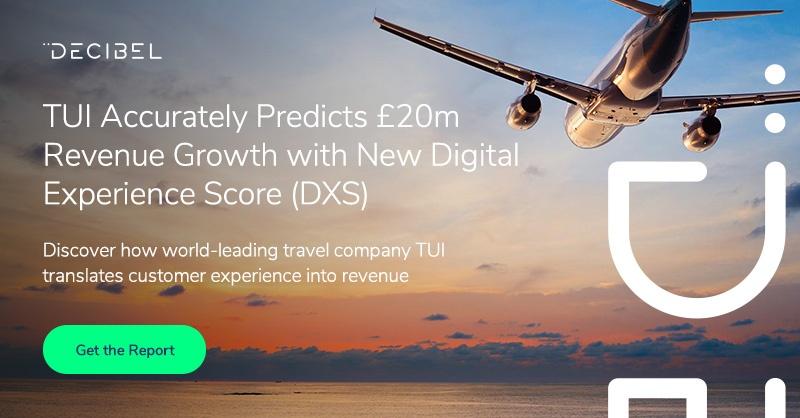 TUI DXS revenue report