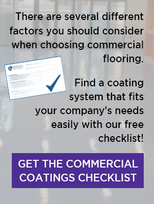 Get the Commercial Coatings Checklist!