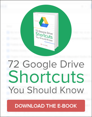 72 Google Drive Shortcuts You Should Know