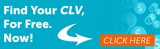 FIND YOUR CLV FOR FREE NOW