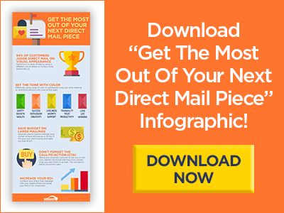 Get The Most Out Of Your Next Direct Mail Piece Infographic