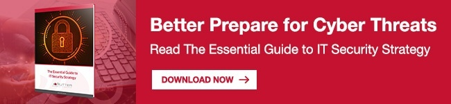 The Essential Guide to IT Security Strategy