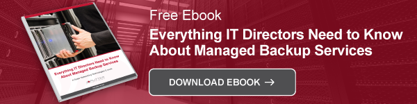 everything you need to know about managed backup services