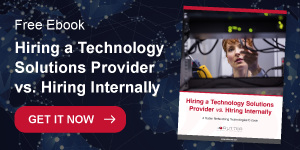 ebook hiring a technology solutions provider
