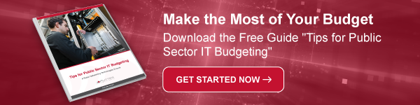 Tips for Public Sector IT Budgeting