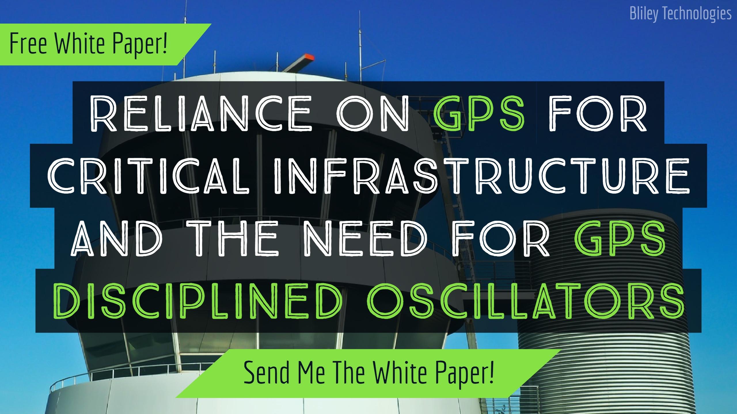 GPSDO GPS PNT White Paper