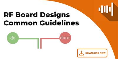 Download FREE RF Design Guidelines