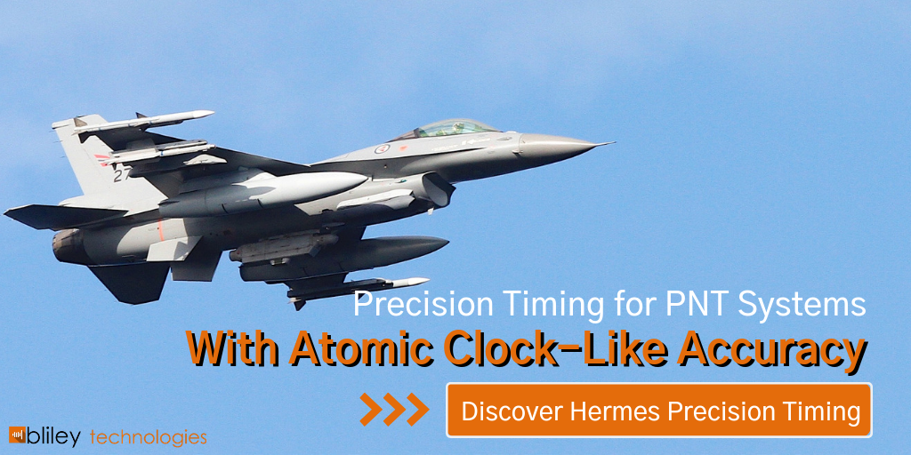 precision timing for PNT systems hermes quartz oscillator