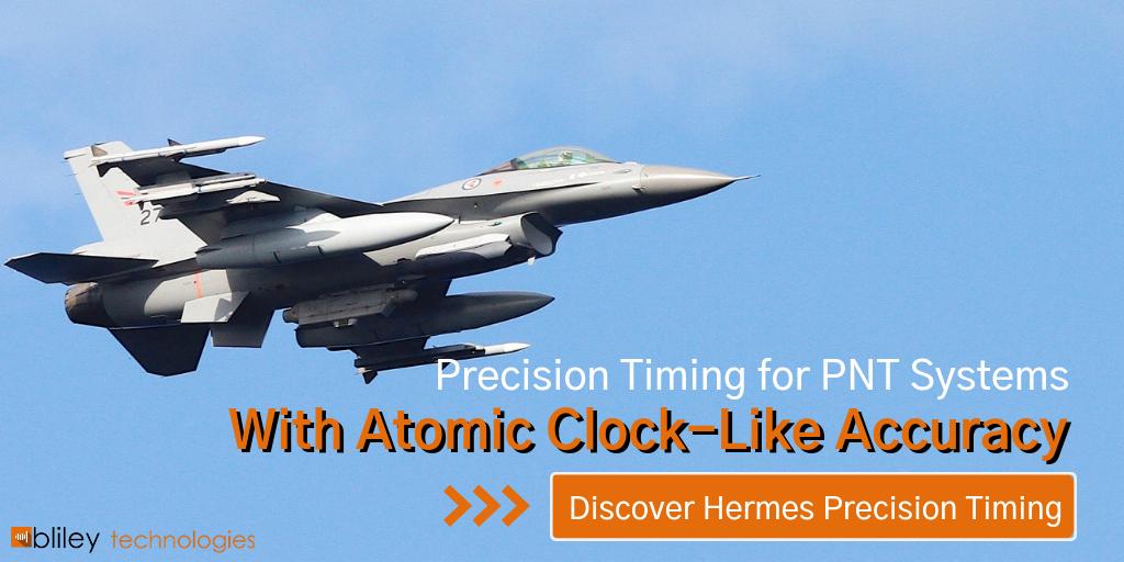precision timing for PNT systems hermes quartz oscillator