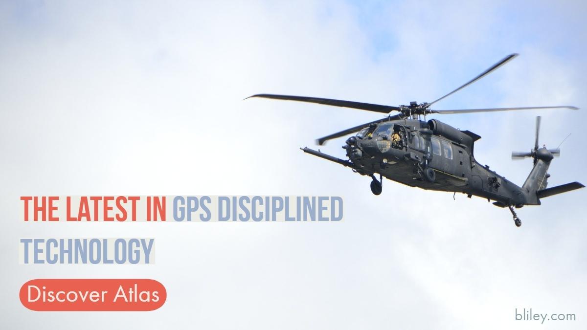 Bliley Technologies Atlas 1PPS GPS Disciplined Crystal Oscillator