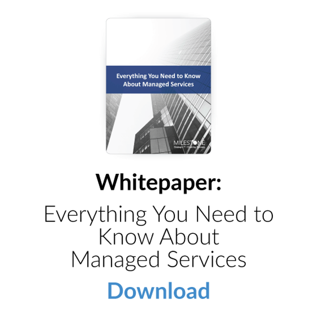 Download Whitepaper: Everything You Need to Know About Managed Services