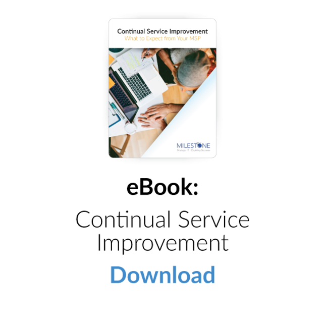 Download eBook: Continual Service Improvement