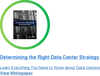Everything You Need to Know About Data Centers  Data: Our Newest Global Resource  Download Whitepaper