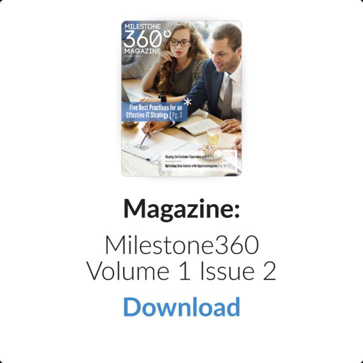 Download Magazine: Milestone360 Volume 1 Issue 2