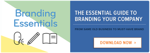 Download our eBook  'Branding Essentials'