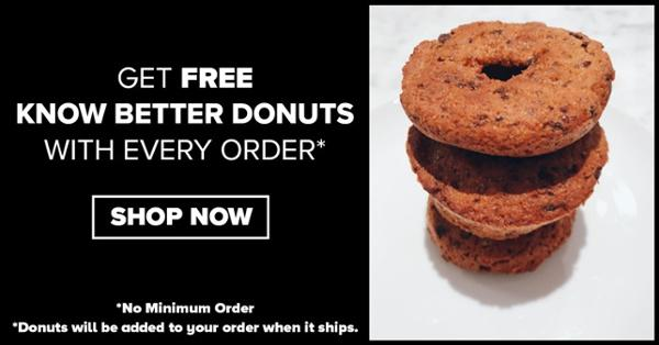 Get Free Donuts with Every Order