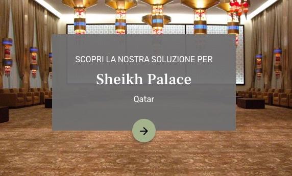 Scopri la nostra soluzione per Sheikh Palace