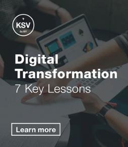 Digital Transformation: 7 Key Lessons