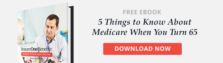 5 Things to know about medicare when you turn 65