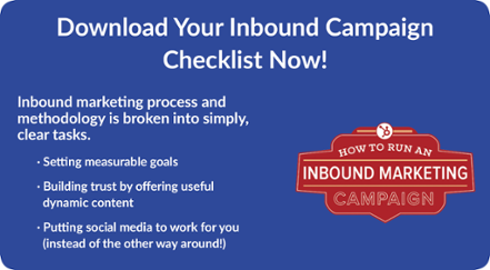 Download Your Inbound Campaign Checklist Now!