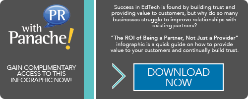 Download The ROI of Being a Partner, Not just a Provider Now
