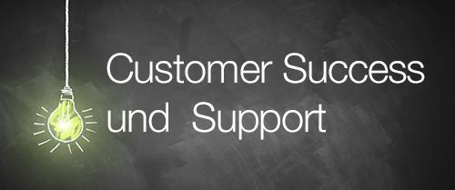 Stellenanzeigen Customer Success Support factory42