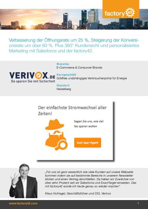 Verivox Referenz als PDF downloaden