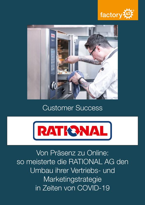 Referenz RATIONAL AG factory42