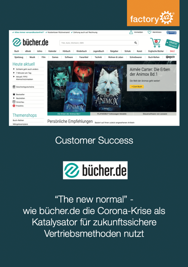 Success Story bücher.de factory42