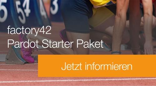 Pardot Starter Paket