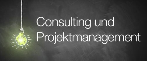 Jetzt Consulting und Projektmanagement-Stellen anschauen