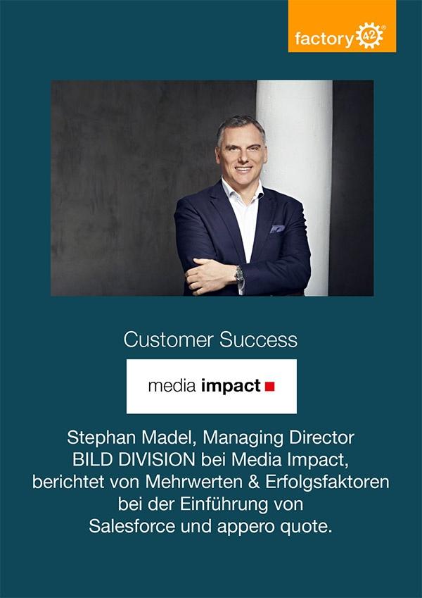 Media Impact Success Story