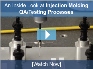 An Inside Look at Injection Molding QA/Testing Processes [video]