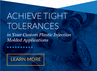 Achieve Tight Tolerances in Your Custom Plastic Injection Molded Applications