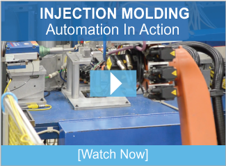 Injection Molding Automation In Action [video]