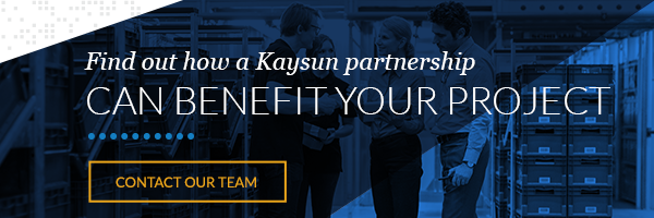 Find Out How a Kaysun Partnership Can Benefit Your Project