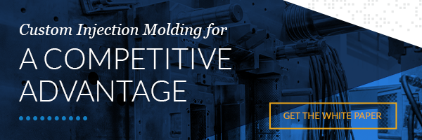 Custom Injection Molding for a Competitive Advantage