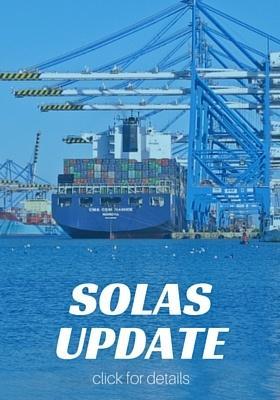 SOLAS Update